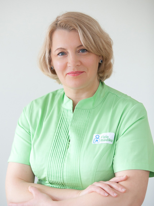 dr. BRIGITA ZACHOVAJEVIENĖ